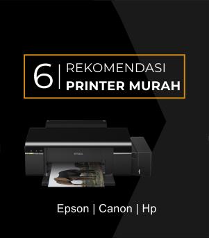 Rekomendasi Printer Murah