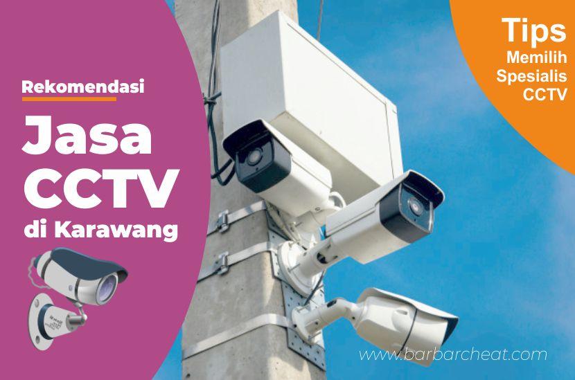 Jasa Cctv Karawang Jawa Barat