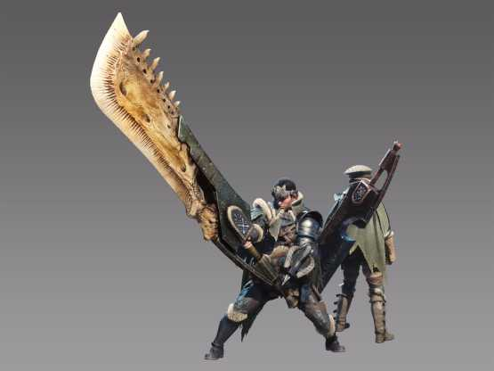 senjata greatsword