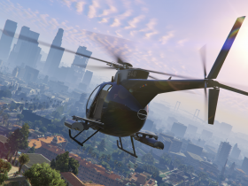 GTA V Online Review: Epic Multiplayer Game