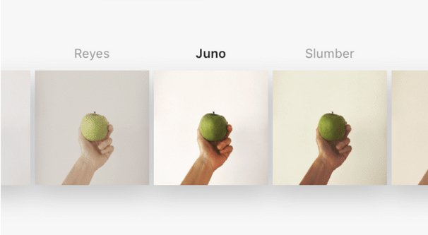 Juno IG Filter