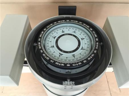 Kompas Magnetik untuk Perjalanan di Kapal