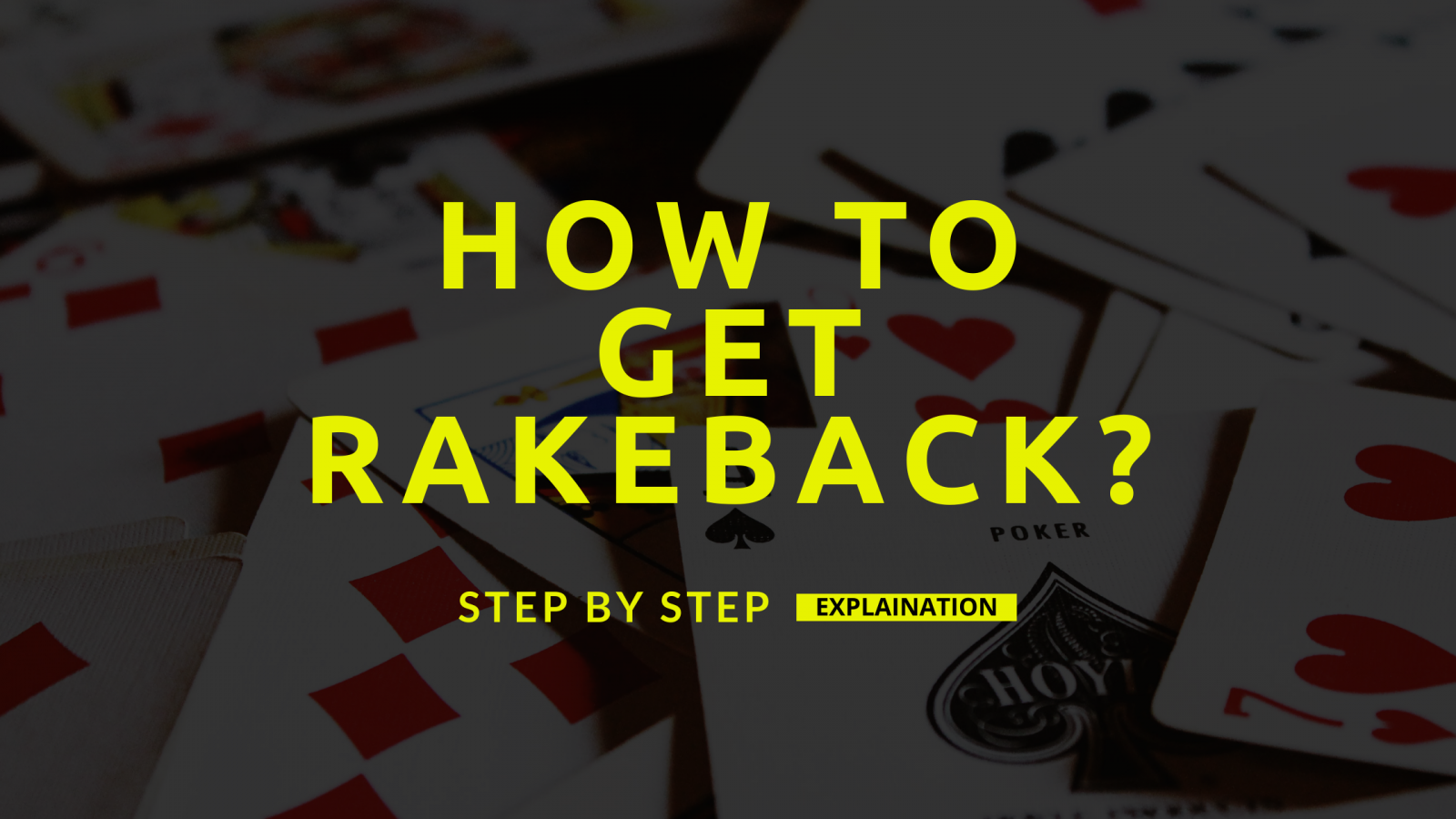 Beat Rakeback